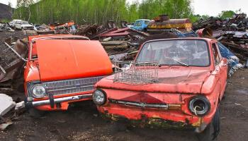 Старые автомобили